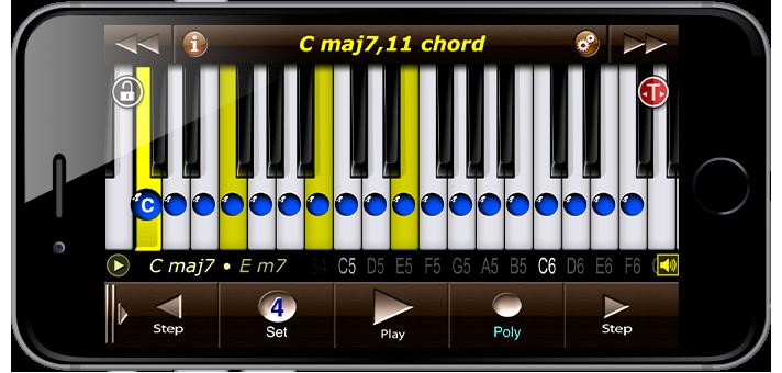 Quartal Harmony Arpeggio Piano